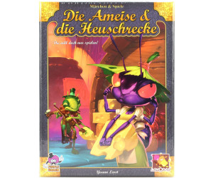 Die Ameise und die Heuschrecke (PBC0003)