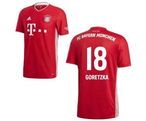 Adidas FC Bayern München Heimtrikot 2021 + Goretzka 18