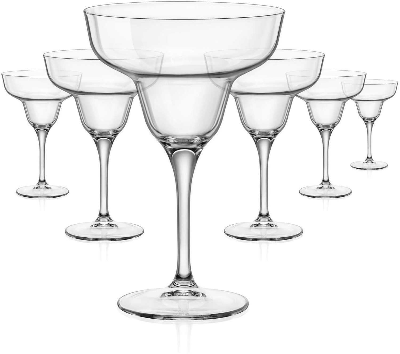 Bormioli Rocco Ypsilon Margaritaglas (6 Stk.)