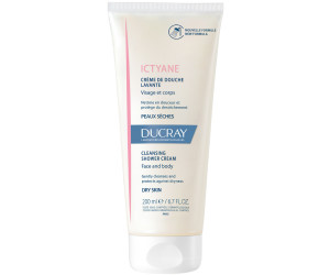 Ducray Ictyane Cleansing Shower Cream (200 ml)