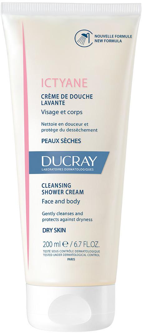 Ducray Ictyane Cleansing Shower Cream (200 ml)