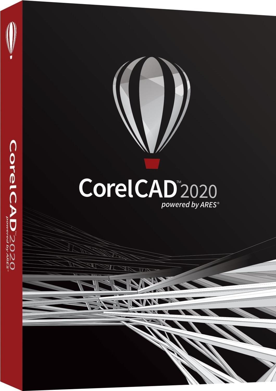 Image of Corel CorelCAD 2020