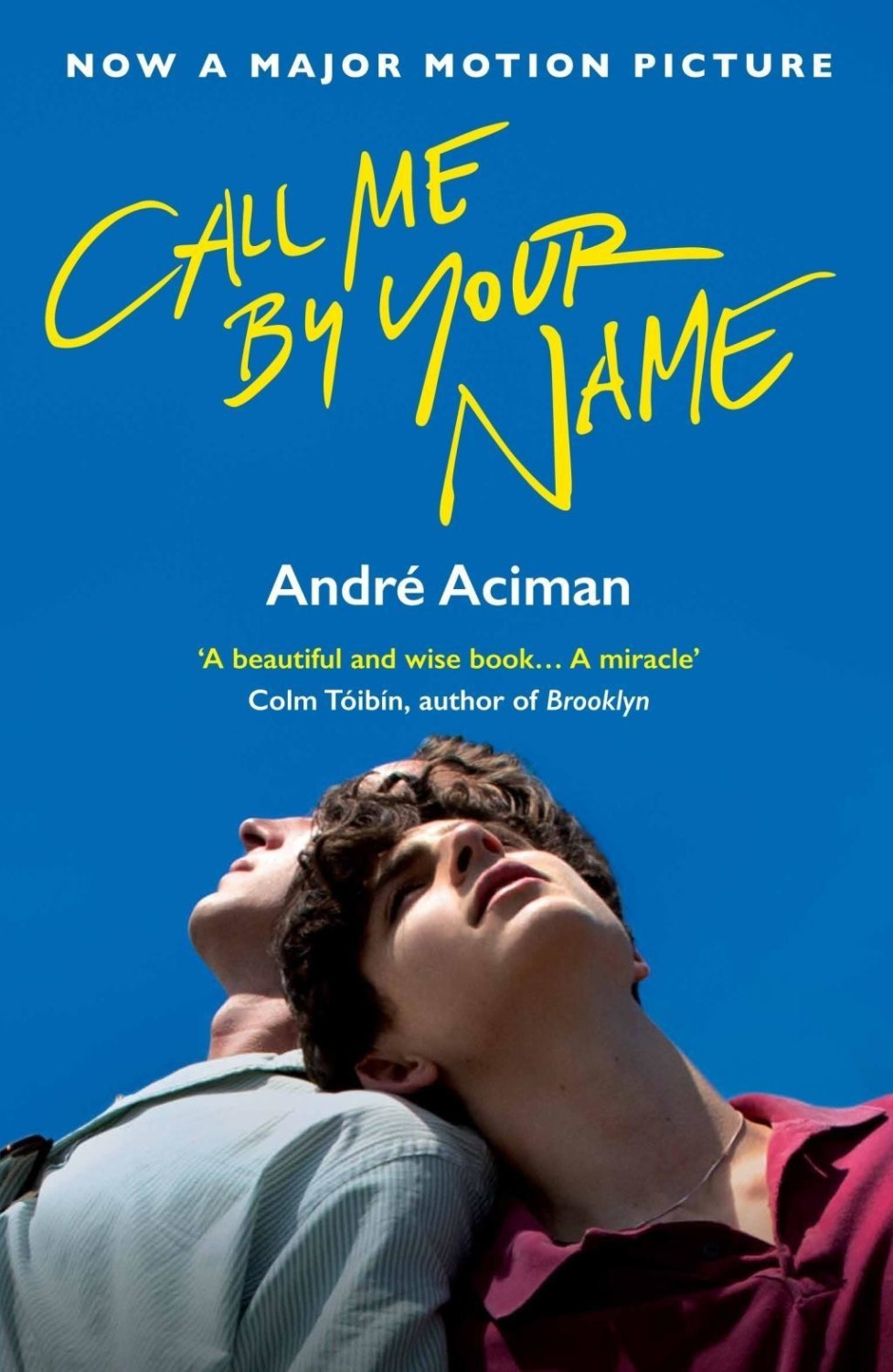 Image of Call Me By Your Name (André Aciman) (ISBN: 9781786495259)
