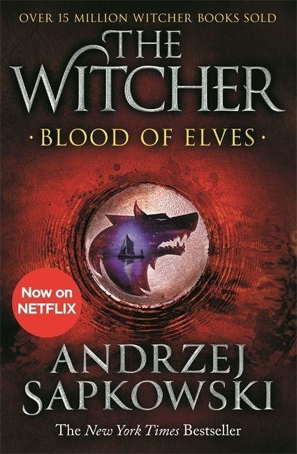 Image of Blood of Elves (Andrzej Sapkowski) (ISBN: 9781473231078)