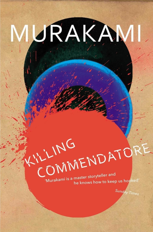 Image of Killing Commendatore (Haruki Murakami) (ISBN: 9781784707330)