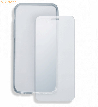 Image of 4smarts 360° Protection Set Apple iPhone 5/ 5S/ SE, clear