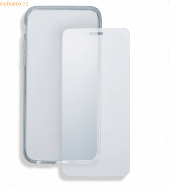Image of 4smarts 360° Protection Set Apple iPhone 7/8 Plus, clear