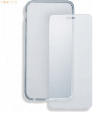 Image of 4smarts 360° Protection Set Apple iPhone 7/8/SE, clear