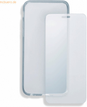 Image of 4smarts 360° Protection Set Apple iPhone XS /X transparent
