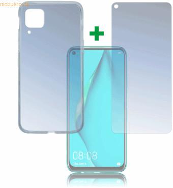 Image of 4smarts 360° Protection Set Huawei P40 Lite, transparent