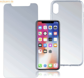 Image of 4smarts 360° Protection Set iPhone XR (2018), Transparent