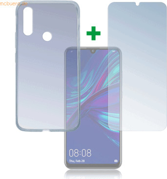 Image of 4smarts 360° Protection Set Limited Cover Huawei P smart+