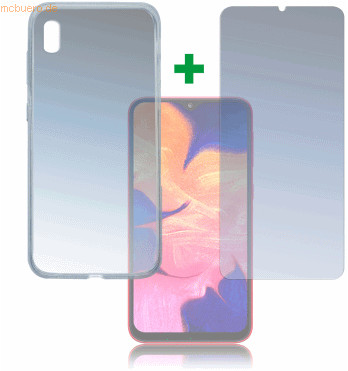 Image of 4smarts 360° Protection Set Limited Cover Samsung Galaxy A10