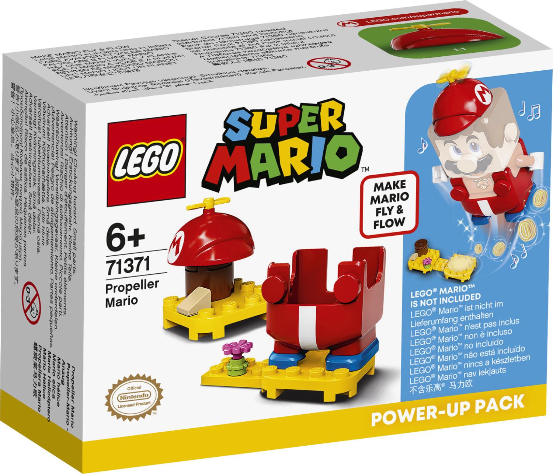 Image of LEGO Super Mario - Mario elica Power Up Pack (71371)