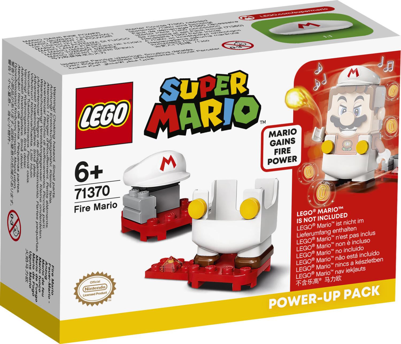 Image of LEGO Super Mario - Mario fuoco Power Up Pack (71370)