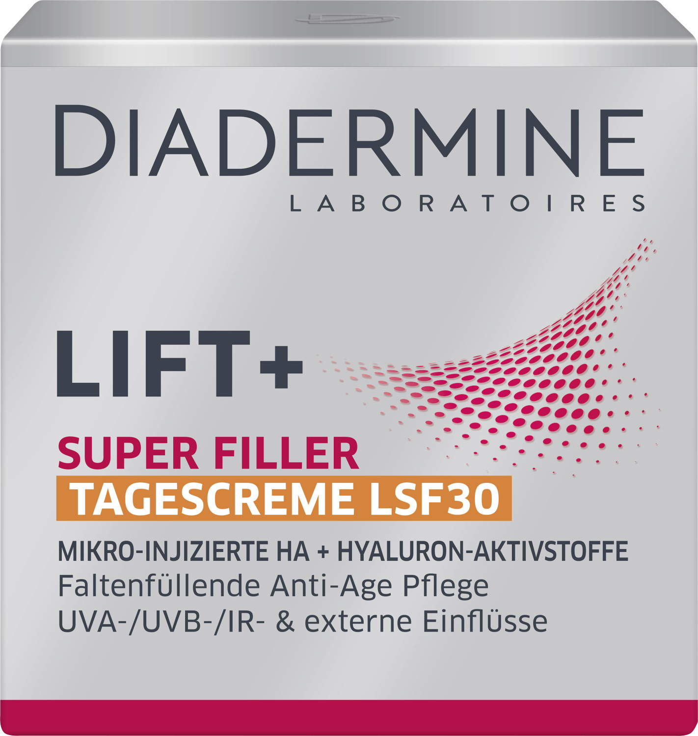 Diadermine Lift+ Super Filler Hyaluron Tagescreme LSF30 (50ml)