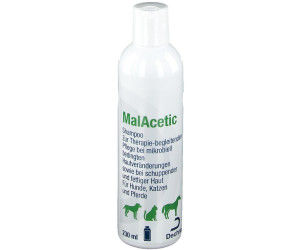 Dechra MalAcetic Shampoo 230 ml