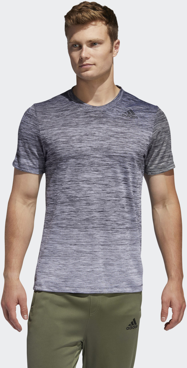Adidas Tech Gradient T-Shirt black melange (FL4394)