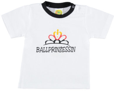 Dimo-Tex T-Shirt Ballprinzessin (181106)