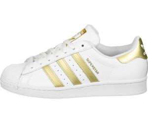 kiwi Sangrar es inutil  Buy Adidas Superstar Women cloud white/gold metallic/cloud white from  £42.59 (Today) – Best Deals on idealo.co.uk