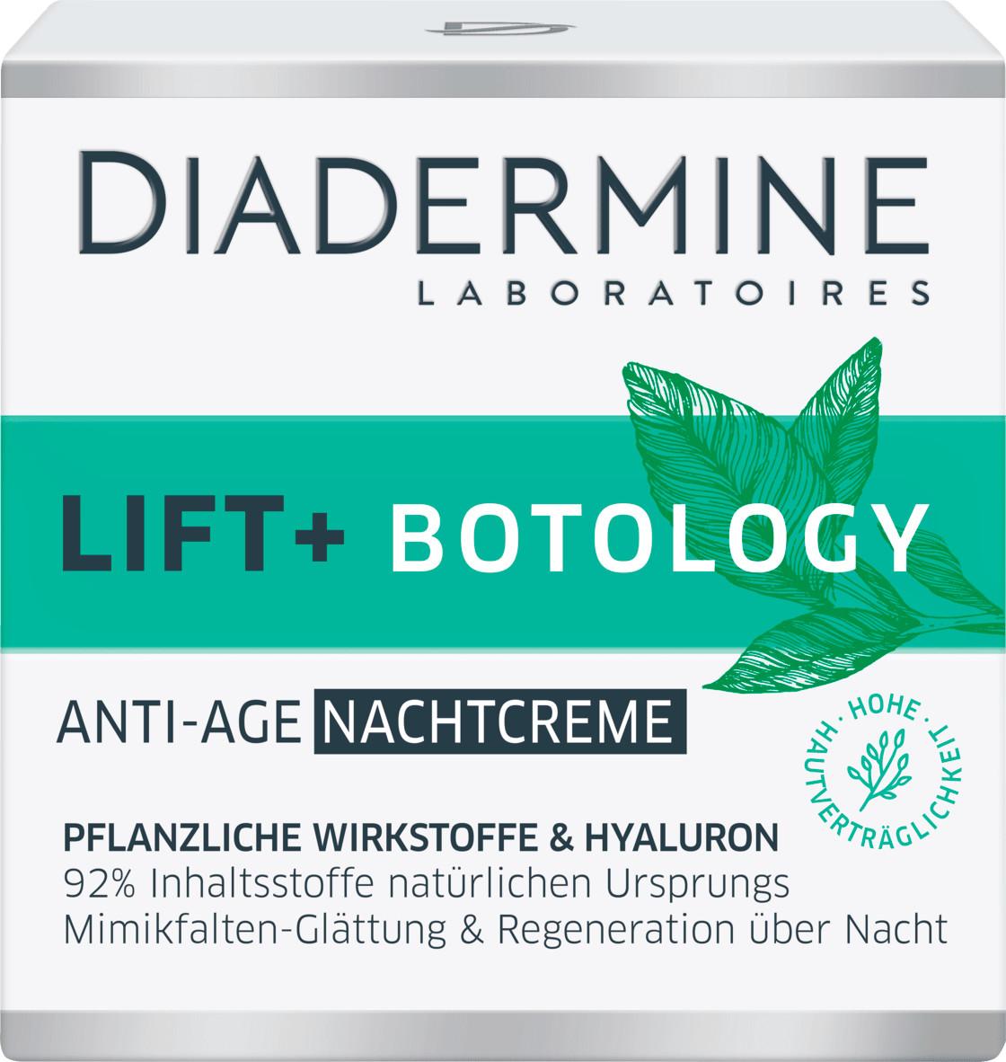 Diadermine Lift+ Botology Anti-Age Nachtcreme (50ml)