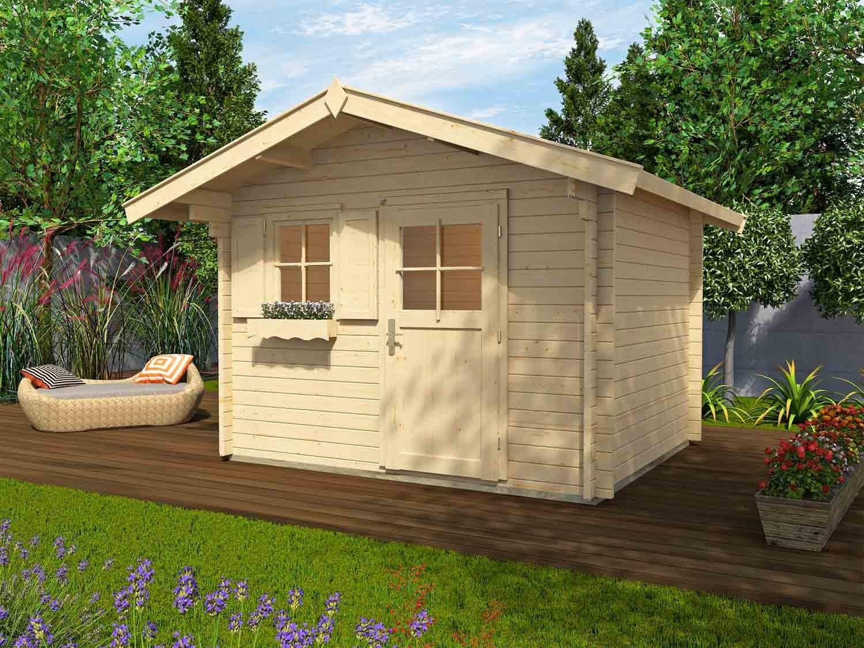 Weka Gartenhaus 131