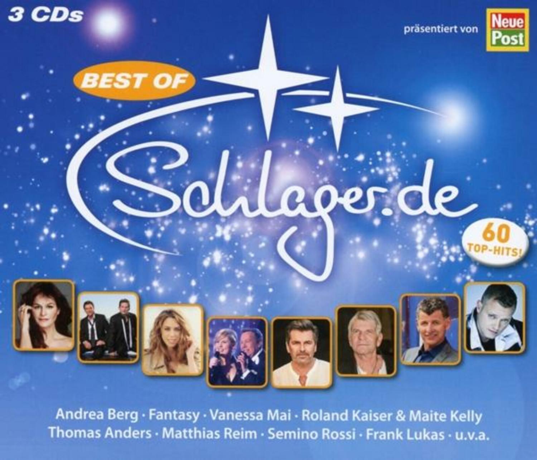 Best of Schlager.de (CD)