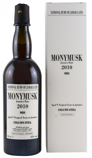 Monymusk 2010 MBS 62% 0,7l