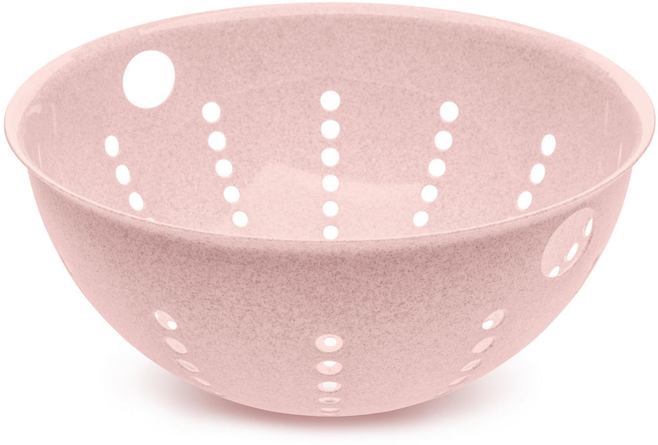 Koziol Palsby L Abtropfsieb Organic Pink, 5 L, 3808669