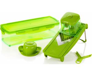 Genius Gemüsehobel, grün SPEED SLICER MEDIUM