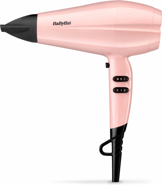 Image of BaByliss 5337U Rose Blush Hairdryer