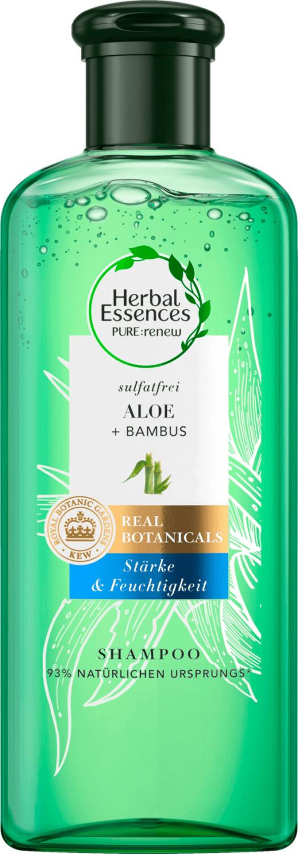 Herbal Essences Shampoo Aloe + Bambus (225 ml)