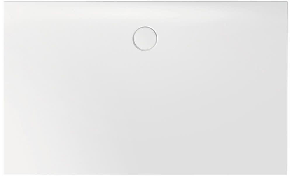 Bette Bettefloor Side 160 x 90 cm mit Antirutsch weiß (3390-000AE)