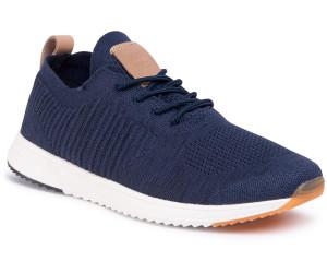 Marco Polo Herren Sneaker Freizeitschuh Sommerschuh 23713502 Blau Neu
