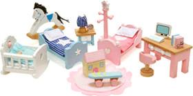 Le Toy Van El dormitorio de los niños Daisy Lane