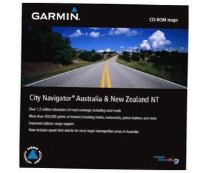 Image of Garmin City Navigator Australia & New Zealand NT