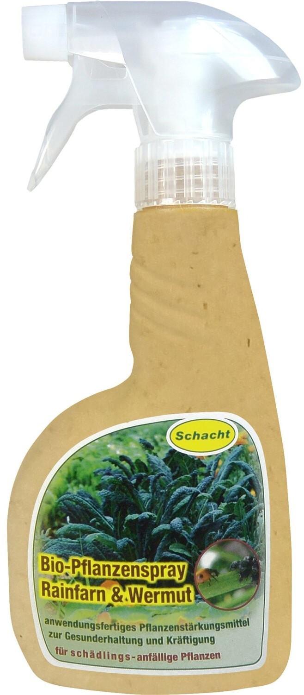 Schacht Bio-Pflanzenspray Rainfarn & Wermut 500 ml Flasche