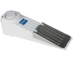 KH-security Türstopper mit Alarm weiß, mit oder ohne Alarm zu verwenden