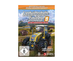 Landwirtschafts-Simulator 19: Alpine Landwirtschaft Add-On (Add-On) (PC)