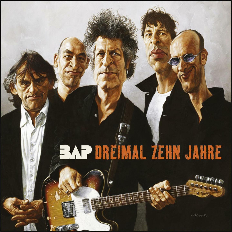 BAP - Dreimal Zehn Jahre (CD)