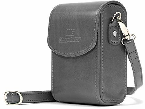 Image of MegaGear MegaGear Camera Bag with Carrying strap for Nikon Coolpix A900/A1000 grey