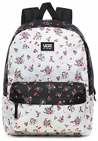 Image of Vans Realm Backpack Beauty Floral Patchwork