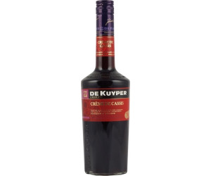 De Kuyper Creme de Cassis Likör 0,7 l 15 %