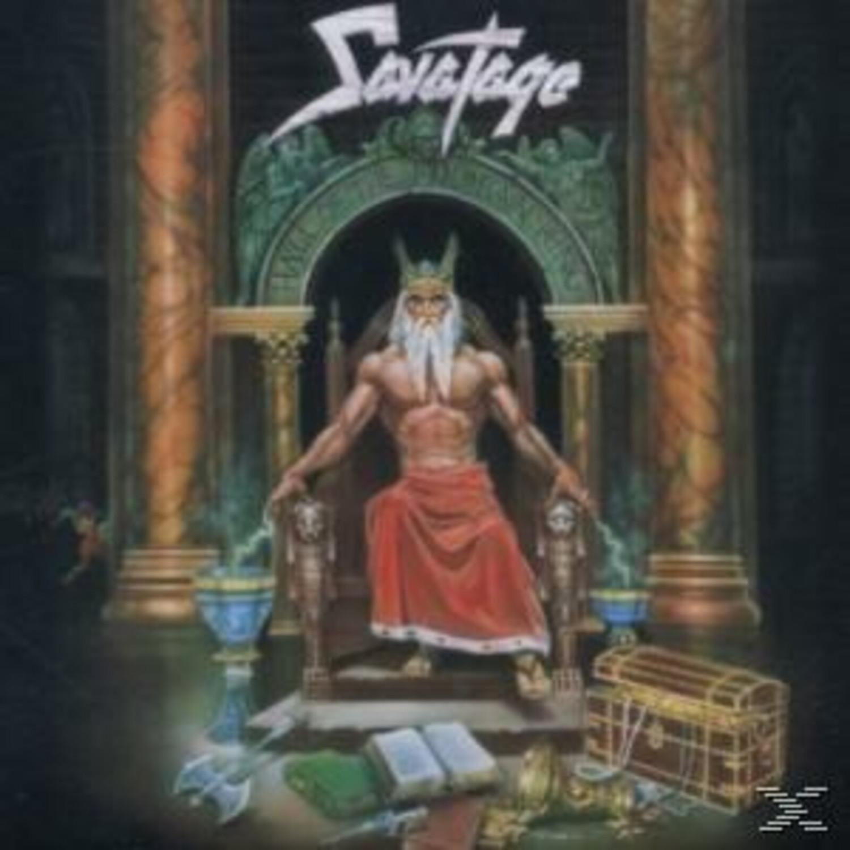 Image of Savatage - Hall of the Mountain King (2011 Edition) (CD)