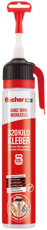 Fischer GOW 320 Kilo Kleber PP