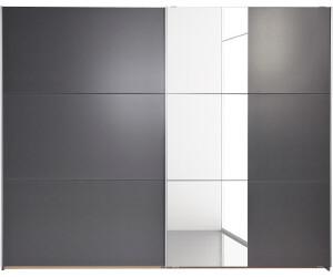 Rauch Kronach 218cm grau/metallic