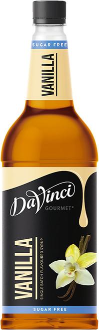 Da Vinci Gourmet Sirup Vanille zuckerfrei 1l
