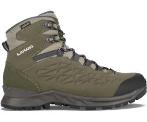 Lowa Explorer GTX Mid Walking Boots olive/grey
