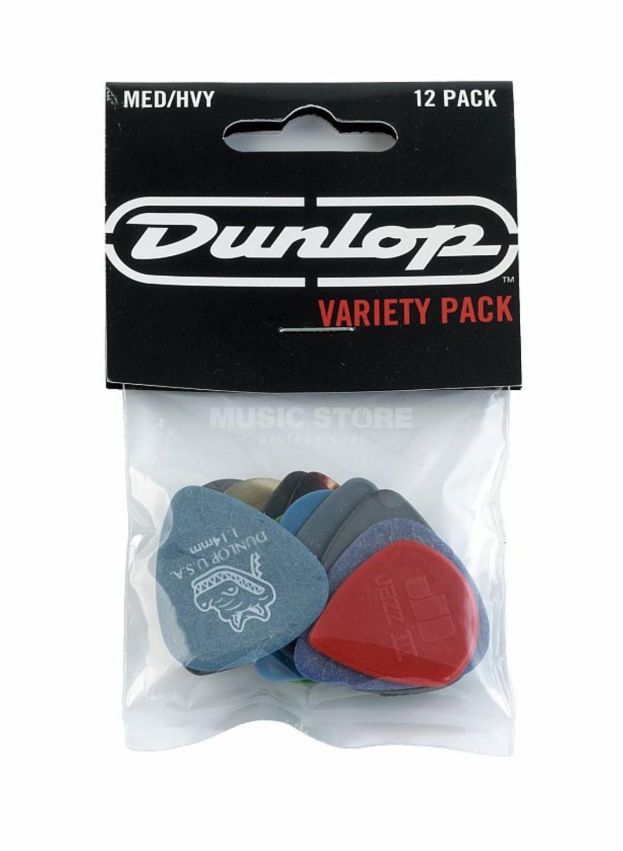 Image of Dunlop PVP 102 Variety Picks MED/HVY Players Pack 12er-Set