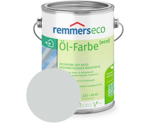 Remmers eco Öl-Farbe 2,5 l Lichtgrau